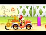 Мультик для детей машинки и транспорт. Добрый детский мультфильм про машинки и транспорт