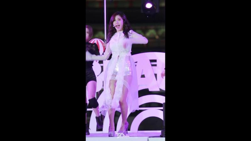 [KPOP 직캠]160402 시크릿 전효성 - 반해 ( Secret HyoSeong - Into You Fancam) [광화문] by TaeEon