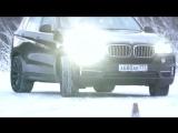 BMW X5 Тест драйв в программе Москва рулит [HD]