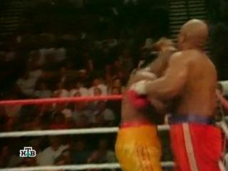 Бокс. 10 лучших одноударных нокаутов в истории бокса 1994-11-05.Джордж Форман против Майкл Мурер