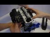 Прототип двигателя Toyota.