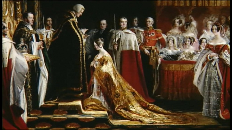 BBC - Саймон Шама - История Британии (2000 - 2002) vol.13 Виктория и ее Сестры / Dynasty (1830–1910)