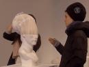 Живые скульптуры китайского дизайнера покоряют мир (новости).