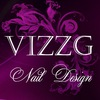 Слайдер дизайн для ногтей VIZZG Nail Design