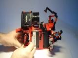 Презентация станка из LEGO Technic для конкурса