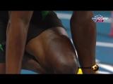 Человек легенда: Усейн Болт трехкратный чемпион 2016 (100м, 200м и эстафета)