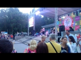 Фестиваль ГОРОДОК-НА-ОБИ, 17 июля 2016 года. ВЕЧЕР.