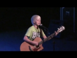 Hot Chelle Rae - Tonight, Tonight Cover by 10 yr. Carson Lueders at Spokanes Got Talent_cut_cut