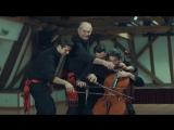 Самое необычное исполнение Болеро Равеля - это надо видеть!!!