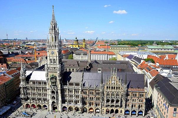 Открыт набор участников учебно-ознакомительной поездки в г. Мюнхен (Ге