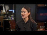 Katherine Waterston On Her Fun Nude Scene In Inherent Vice - WOW.com