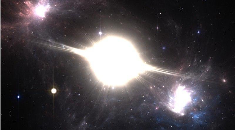 На дне Тихого океана обнаружены остатки сверхновой