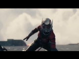 Antman and the Wasp Teaser Trailer Marvels Ant Man 2 [DC   MARVEL Universe]