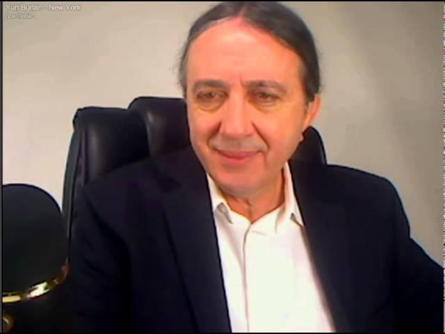 Yuriy Burlan вводная лекция