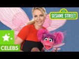 Sesame Street: Charlize Theron gets Jealous of Abby!