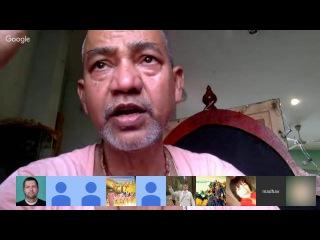 Харикатха Шри Шримад Бхактиведанты Мадхавы Госвами Махараджа из Малайзии 24 февраля 2016