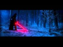 Звёздные войны. Эпизод VII Пробуждение силы Бой Кайло Рэна против Финна и Рей