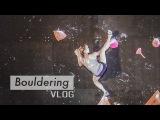 Jain Kim vs Sol Sa Deep Water Solo Rock Climbing