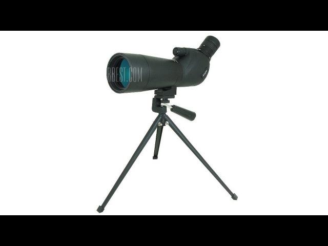 Телескоп Kinglux 20 60x60 от GearBest!