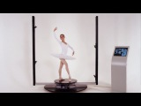 3D Scanner Texel Portal - human 3D model