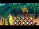 Лунтик Учим Английский язык - Цифры Развивающий Мультик Игра для детей Like BebyTV