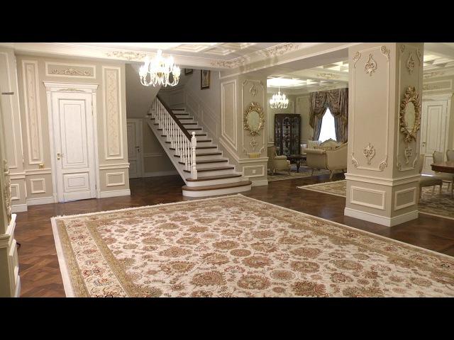 Дизайн большого дома 1200 кв.м. Жулдыз Лакпаева