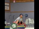 """I Love Powerlifting on Instagram: """"19-летний армянский тяжелоатлет Симон Мартиросян делает рывок 150 кг, толкает 200 кг и приседает 240 кг в разминочном зале чемпионата…"""""""