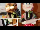 Кукла из капрона Теща / Make Pantyhose Doll mother-in-law