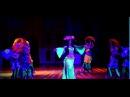танец Цветов и Шаманок Сердце Востока Волшебницы севера 2014 Fantasy dance by Anna Katsalova