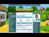 Игра с выводом денег Gold Days, обзор лавки и магазина