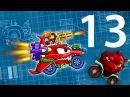 Мультик ИГРА для детей про МАШИНКИ - МАШИНА ест МАШИНУ 5 13 KidMasterGames