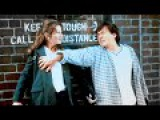 Джеки (Джеки Чан) спасает репортершу  Jackie (Jackie Chan) saves reporter
