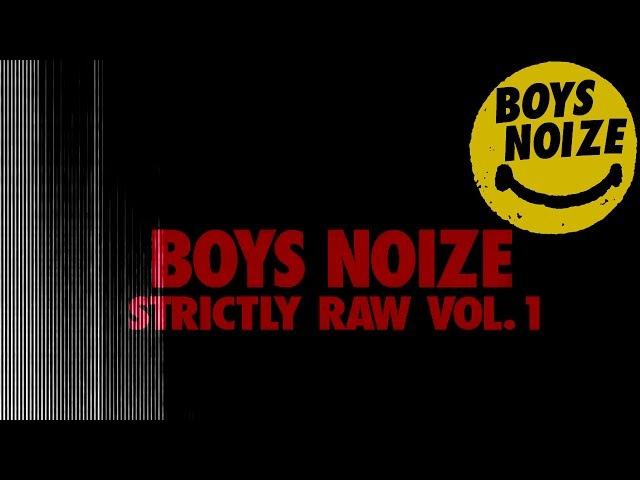 Boys Noize Pilo Cerebral Official Audio