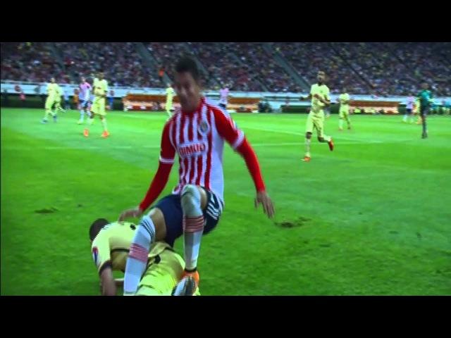 Goles y resumen del Clásico Chivas 1-2 América