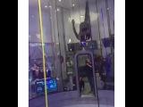 """Наука on Instagram: """"Леонид Волков занял первое место в соревнованиях Wind Games 2016 по полётам в аэротрубе. #crynet"""""""