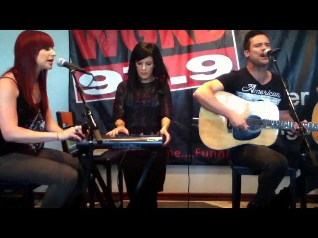 Skillet WGRD Live Blitz - Rise Acoustic