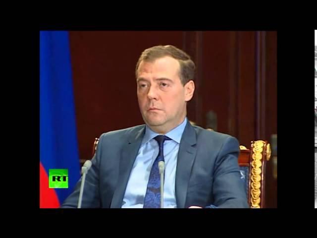 Психология лжи Оговорка Медведева Грабить награбленное