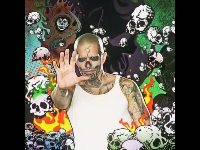 Jay Hernandez Introducing El Diablo aka Chato Santana | Suicide Squad Promo
