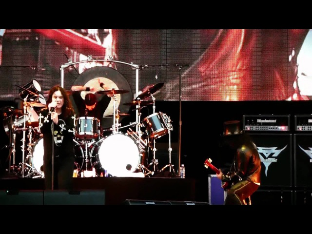 Ozzy featuring Slash and Geezer Butler - N.I.B.