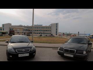 Lifan Breez и Mercedes C180 w202 за 90 тыс. руб. Город Чебоксары. #авторубайкал