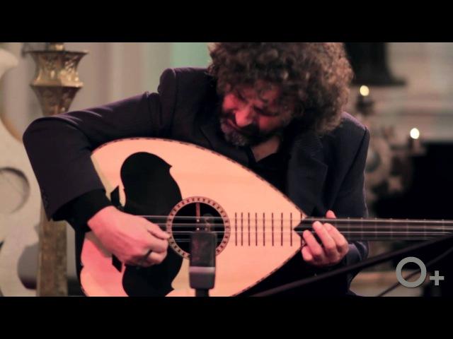 Xylouris White - The Bells / Wind - RadiO Woodstock 100.1 - 10/11/14