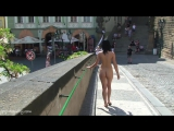 Lucy Nude in Public 5