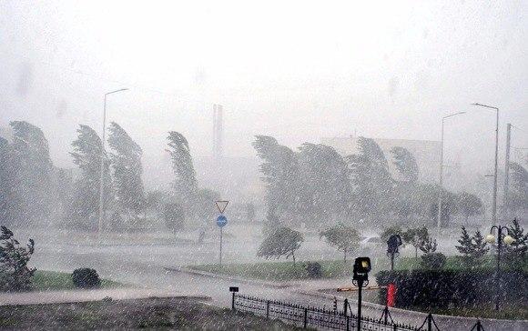 МЧС: В Таганроге и Ростове ожидается гроза, град и шквалистый ветер до 28 м/с
