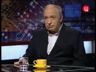 Валентин Гафт - Юрию Визбору Стихотворение о попсе.