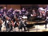 Брамс  Концерт № 1 для фортепиано с оркестром Николай Луганский (фортепиано)Дирижер – Владимир Федосеев