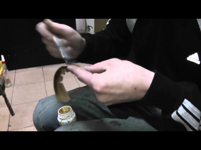 ремонт обуви (замена задников)