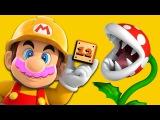 RAGE BUILDING Mario Maker #12