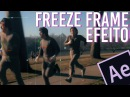 [TUTORIAL DORGAS] Congelamento de frames [FREEZE FRAME] - AFTER EFFECTS