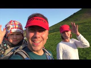 С маленькими детьми в горы Красной поляны
