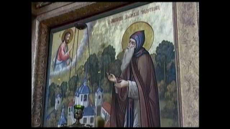 Свято-Троицкий Антониево-Дымский мужской монастырь